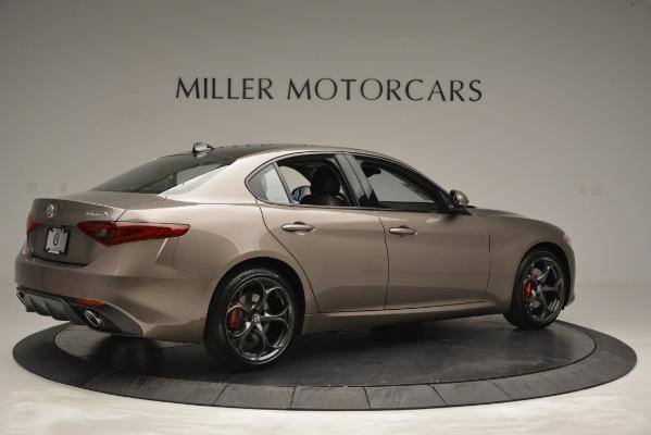 New 2019 Alfa Romeo Giulia Ti Sport Q4 for sale Sold at Rolls-Royce Motor Cars Greenwich in Greenwich CT 06830 10