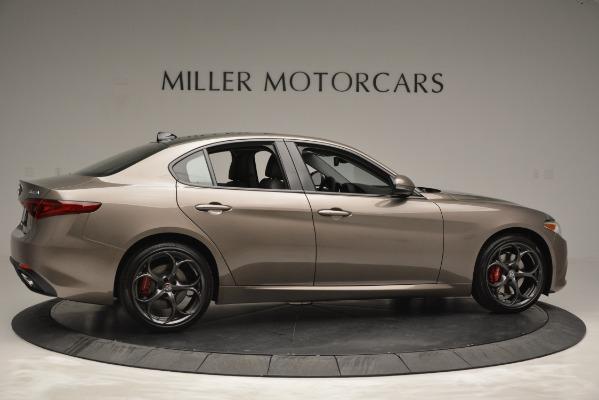 New 2019 Alfa Romeo Giulia Ti Sport Q4 for sale Sold at Rolls-Royce Motor Cars Greenwich in Greenwich CT 06830 11