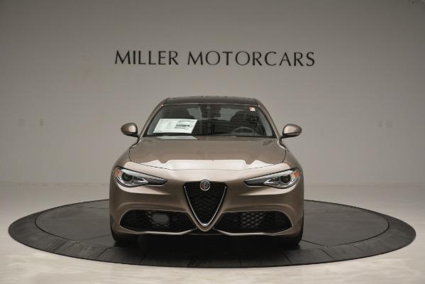 New 2019 Alfa Romeo Giulia Ti Sport Q4 for sale Sold at Rolls-Royce Motor Cars Greenwich in Greenwich CT 06830 16