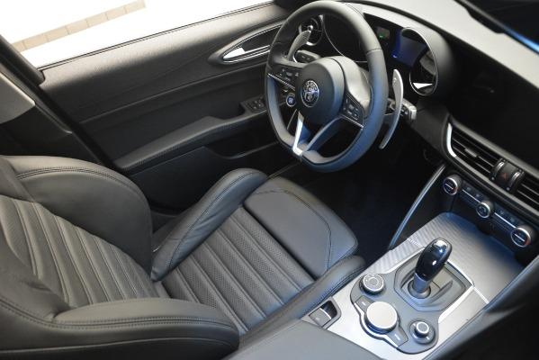 New 2019 Alfa Romeo Giulia Ti Sport Q4 for sale Sold at Rolls-Royce Motor Cars Greenwich in Greenwich CT 06830 17