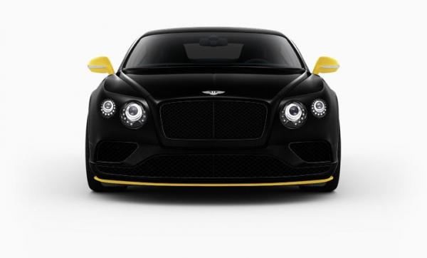 New 2017 Bentley Continental GT Speed Black Edition for sale Sold at Rolls-Royce Motor Cars Greenwich in Greenwich CT 06830 2