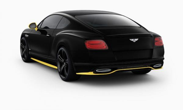 New 2017 Bentley Continental GT Speed Black Edition for sale Sold at Rolls-Royce Motor Cars Greenwich in Greenwich CT 06830 4