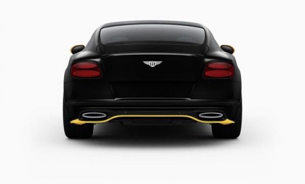 New 2017 Bentley Continental GT Speed Black Edition for sale Sold at Rolls-Royce Motor Cars Greenwich in Greenwich CT 06830 5