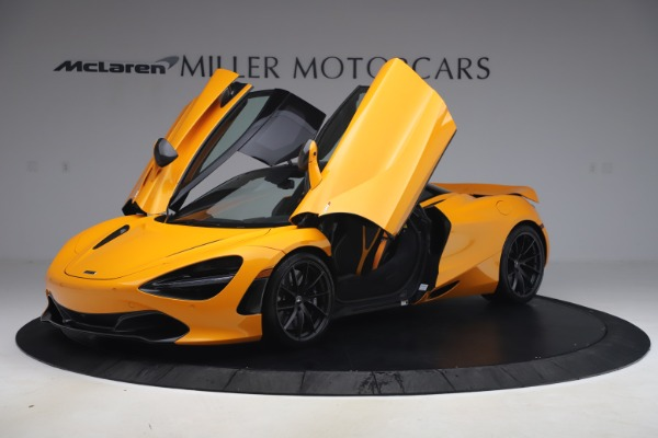 Used 2019 McLaren 720S Performance for sale $245,900 at Rolls-Royce Motor Cars Greenwich in Greenwich CT 06830 10