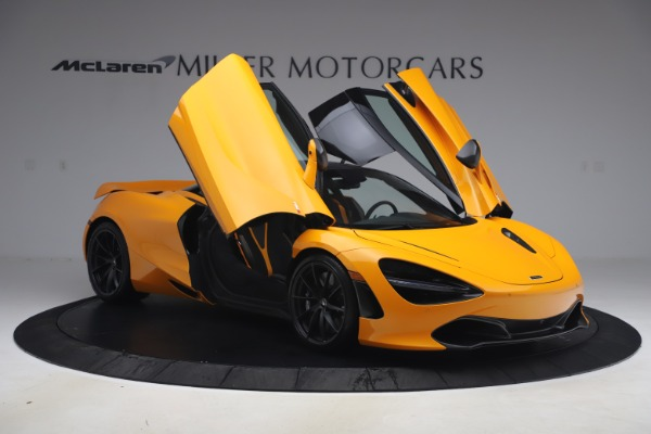 Used 2019 McLaren 720S Performance for sale Sold at Rolls-Royce Motor Cars Greenwich in Greenwich CT 06830 16