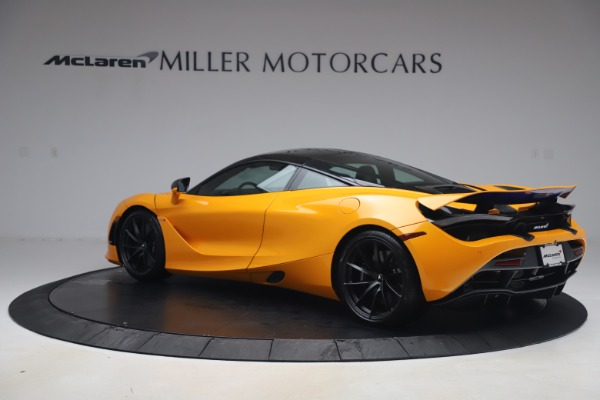 Used 2019 McLaren 720S Performance for sale Sold at Rolls-Royce Motor Cars Greenwich in Greenwich CT 06830 3