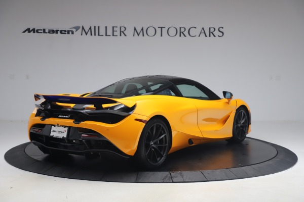 New 2019 McLaren 720S Coupe for sale Sold at Rolls-Royce Motor Cars Greenwich in Greenwich CT 06830 5