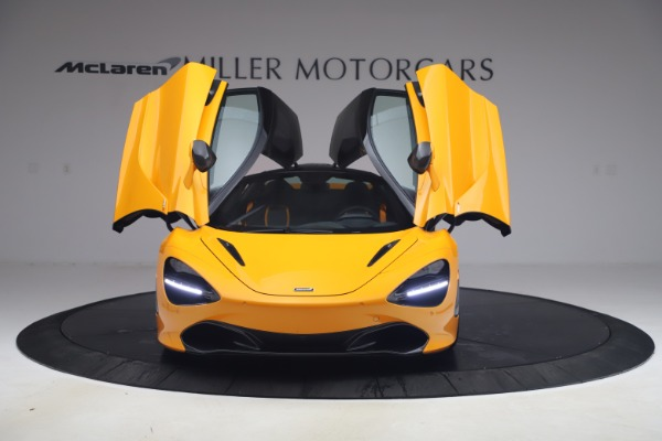 Used 2019 McLaren 720S Performance for sale $245,900 at Rolls-Royce Motor Cars Greenwich in Greenwich CT 06830 9