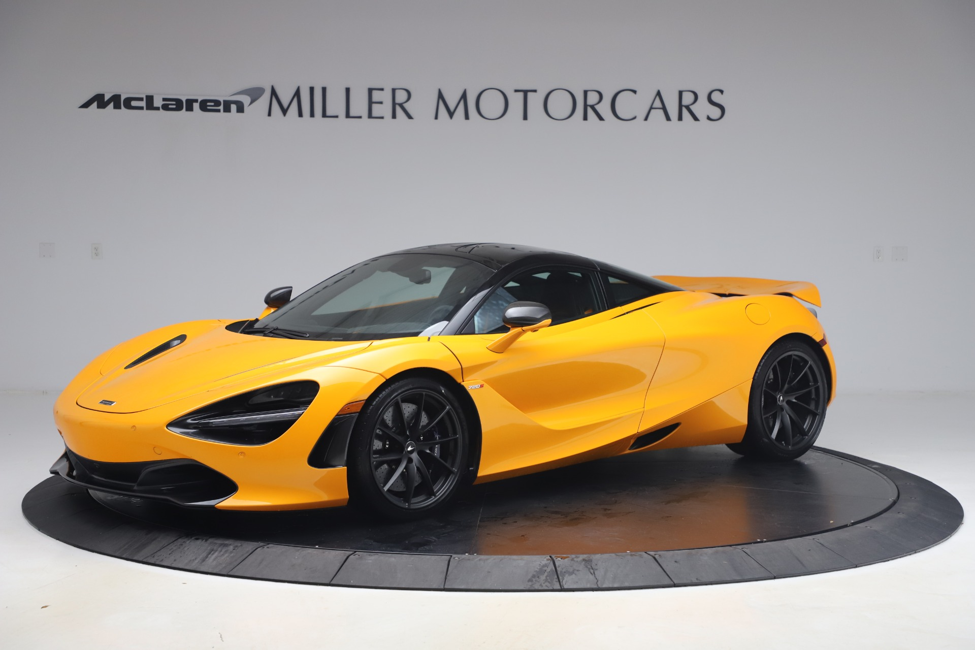 New 2019 McLaren 720S Coupe for sale Sold at Rolls-Royce Motor Cars Greenwich in Greenwich CT 06830 1