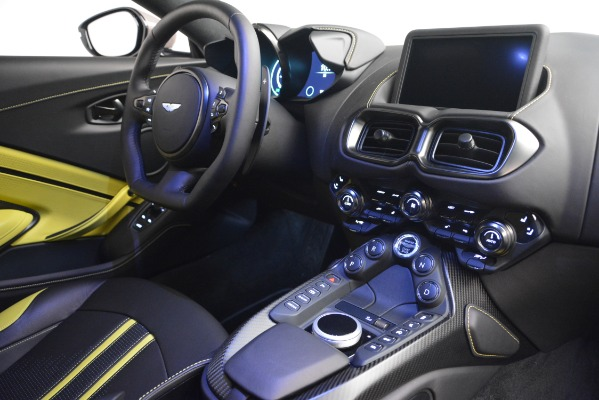Used 2019 Aston Martin Vantage Coupe for sale Sold at Rolls-Royce Motor Cars Greenwich in Greenwich CT 06830 18