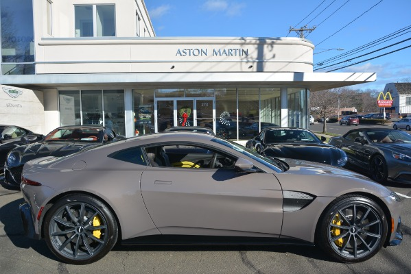 Used 2019 Aston Martin Vantage Coupe for sale Sold at Rolls-Royce Motor Cars Greenwich in Greenwich CT 06830 23