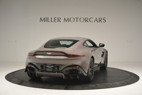 Used 2019 Aston Martin Vantage Coupe for sale Sold at Rolls-Royce Motor Cars Greenwich in Greenwich CT 06830 3