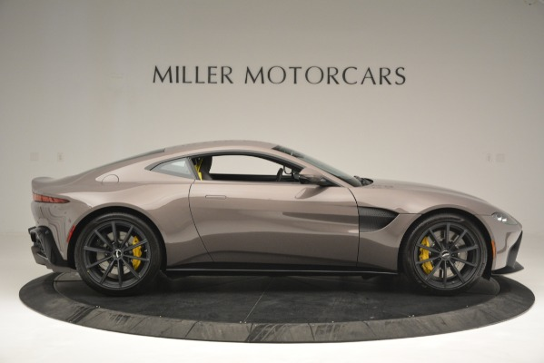 Used 2019 Aston Martin Vantage Coupe for sale Sold at Rolls-Royce Motor Cars Greenwich in Greenwich CT 06830 9
