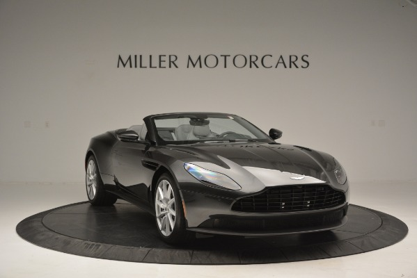 New 2019 Aston Martin DB11 V8 Convertible for sale Sold at Rolls-Royce Motor Cars Greenwich in Greenwich CT 06830 11