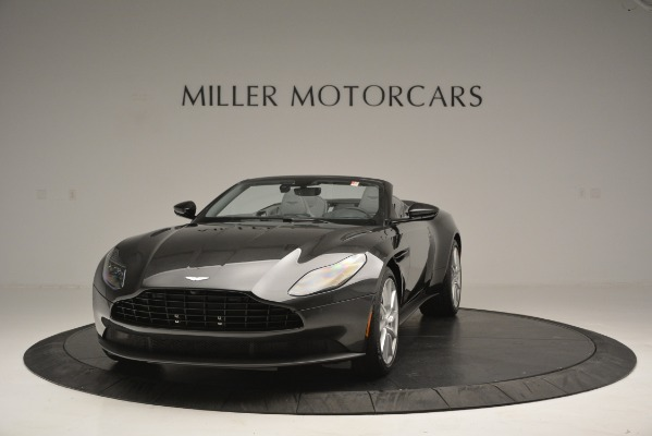 New 2019 Aston Martin DB11 V8 Convertible for sale Sold at Rolls-Royce Motor Cars Greenwich in Greenwich CT 06830 2