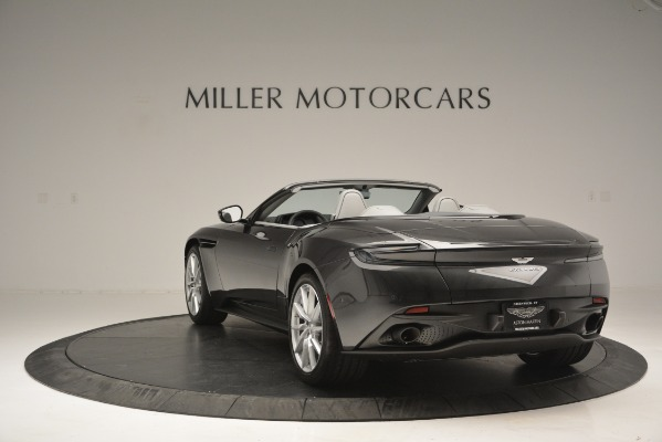 New 2019 Aston Martin DB11 V8 Convertible for sale Sold at Rolls-Royce Motor Cars Greenwich in Greenwich CT 06830 5
