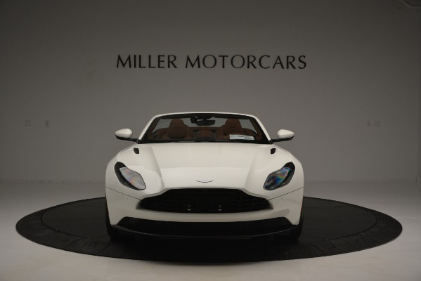 Used 2019 Aston Martin DB11 V8 Convertible for sale Sold at Rolls-Royce Motor Cars Greenwich in Greenwich CT 06830 12