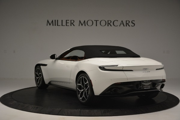 Used 2019 Aston Martin DB11 V8 Convertible for sale Sold at Rolls-Royce Motor Cars Greenwich in Greenwich CT 06830 17