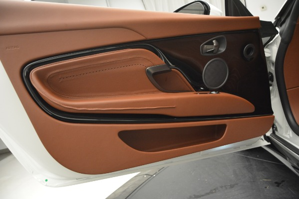 Used 2019 Aston Martin DB11 V8 Convertible for sale Sold at Rolls-Royce Motor Cars Greenwich in Greenwich CT 06830 23