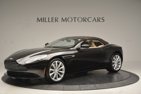 New 2019 Aston Martin DB11 V8 for sale Sold at Rolls-Royce Motor Cars Greenwich in Greenwich CT 06830 14
