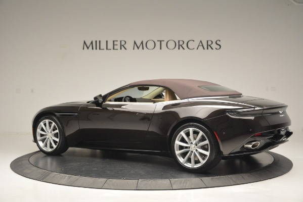 New 2019 Aston Martin DB11 V8 for sale Sold at Rolls-Royce Motor Cars Greenwich in Greenwich CT 06830 16