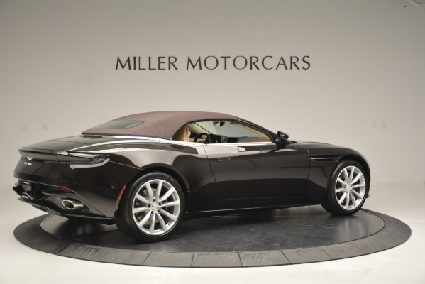 New 2019 Aston Martin DB11 V8 for sale Sold at Rolls-Royce Motor Cars Greenwich in Greenwich CT 06830 20