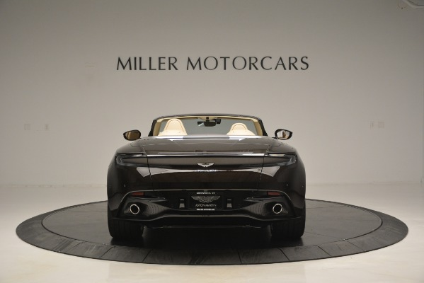 New 2019 Aston Martin DB11 V8 for sale Sold at Rolls-Royce Motor Cars Greenwich in Greenwich CT 06830 6