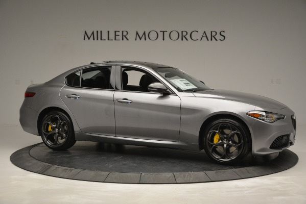 New 2019 Alfa Romeo Giulia Sport Q4 for sale Sold at Rolls-Royce Motor Cars Greenwich in Greenwich CT 06830 10