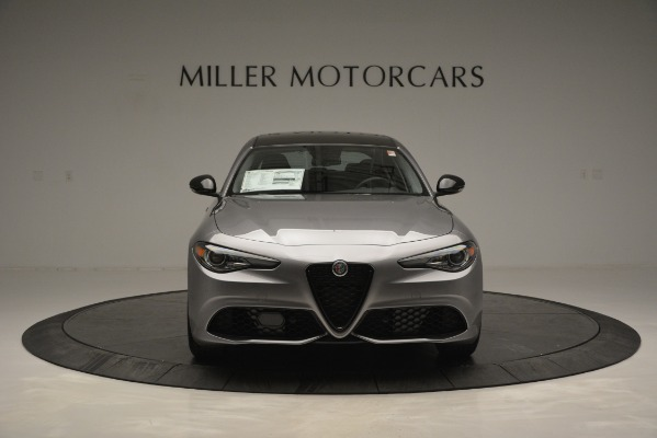 New 2019 Alfa Romeo Giulia Sport Q4 for sale Sold at Rolls-Royce Motor Cars Greenwich in Greenwich CT 06830 12
