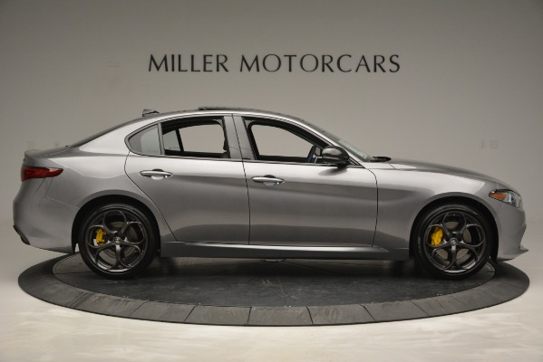 New 2019 Alfa Romeo Giulia Sport Q4 for sale Sold at Rolls-Royce Motor Cars Greenwich in Greenwich CT 06830 9