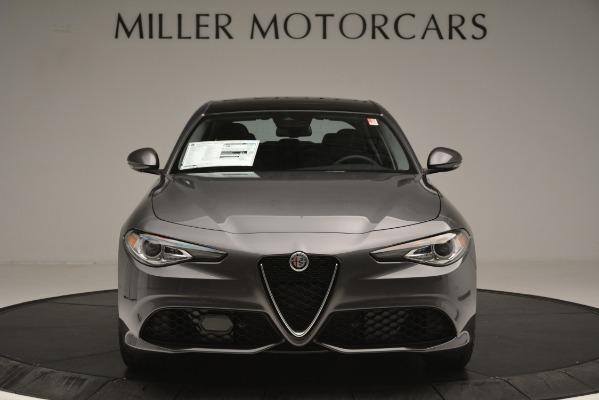 New 2019 Alfa Romeo Giulia Ti Sport Q4 for sale Sold at Rolls-Royce Motor Cars Greenwich in Greenwich CT 06830 12