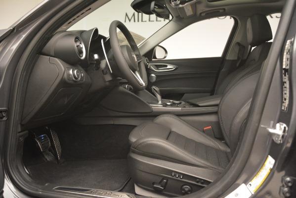 New 2019 Alfa Romeo Giulia Ti Sport Q4 for sale Sold at Rolls-Royce Motor Cars Greenwich in Greenwich CT 06830 14