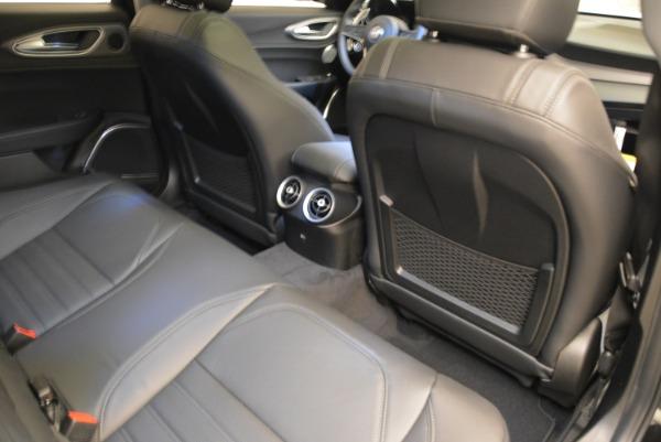 New 2019 Alfa Romeo Giulia Ti Sport Q4 for sale Sold at Rolls-Royce Motor Cars Greenwich in Greenwich CT 06830 22