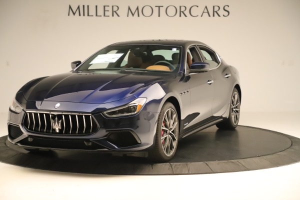 New 2019 Maserati Ghibli S Q4 GranSport for sale Sold at Rolls-Royce Motor Cars Greenwich in Greenwich CT 06830 1