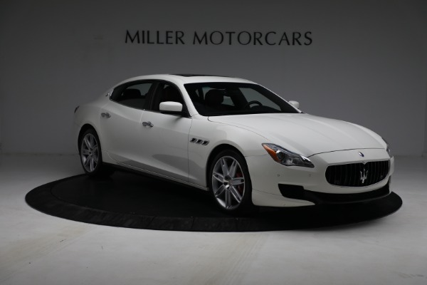 Used 2015 Maserati Quattroporte S Q4 for sale Sold at Rolls-Royce Motor Cars Greenwich in Greenwich CT 06830 10