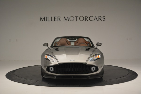 Used 2018 Aston Martin Zagato Speedster Convertible for sale Sold at Rolls-Royce Motor Cars Greenwich in Greenwich CT 06830 12