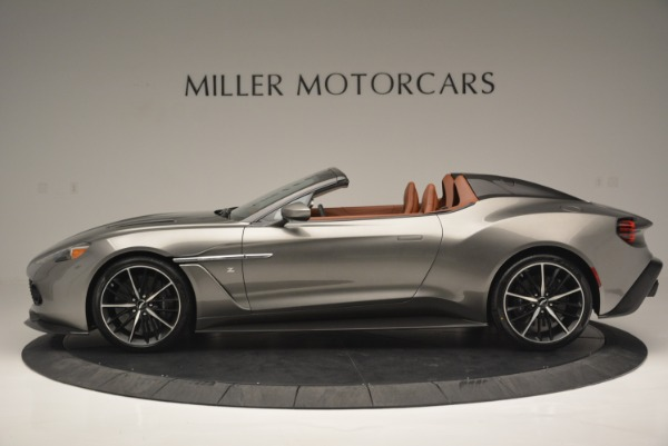 Used 2018 Aston Martin Zagato Speedster Convertible for sale Sold at Rolls-Royce Motor Cars Greenwich in Greenwich CT 06830 3