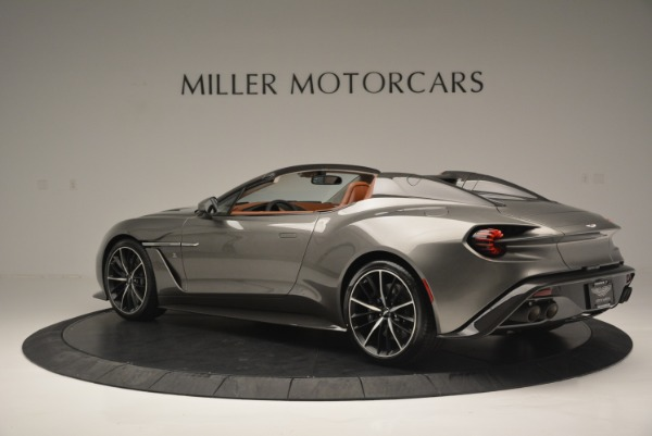 Used 2018 Aston Martin Zagato Speedster Convertible for sale Sold at Rolls-Royce Motor Cars Greenwich in Greenwich CT 06830 4