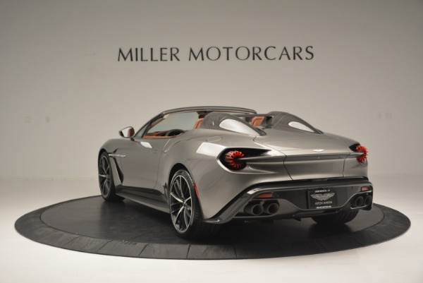Used 2018 Aston Martin Zagato Speedster Convertible for sale Sold at Rolls-Royce Motor Cars Greenwich in Greenwich CT 06830 5