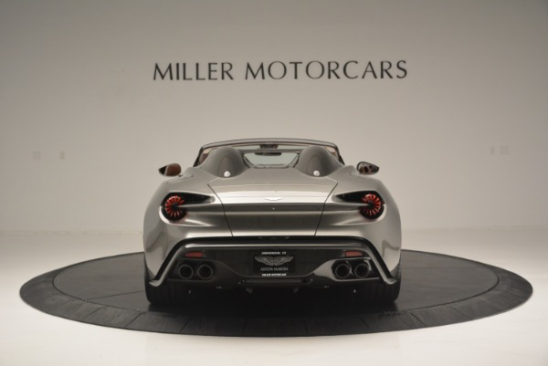 Used 2018 Aston Martin Zagato Speedster Convertible for sale Sold at Rolls-Royce Motor Cars Greenwich in Greenwich CT 06830 6