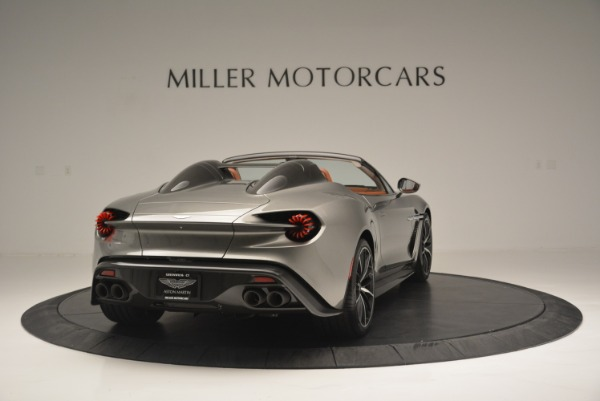 Used 2018 Aston Martin Zagato Speedster Convertible for sale Sold at Rolls-Royce Motor Cars Greenwich in Greenwich CT 06830 7