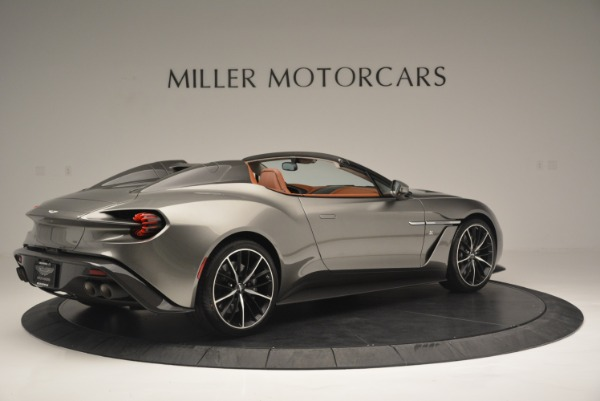 Used 2018 Aston Martin Zagato Speedster Convertible for sale Sold at Rolls-Royce Motor Cars Greenwich in Greenwich CT 06830 8