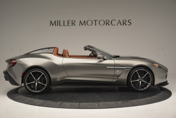 Used 2018 Aston Martin Zagato Speedster Convertible for sale Sold at Rolls-Royce Motor Cars Greenwich in Greenwich CT 06830 9
