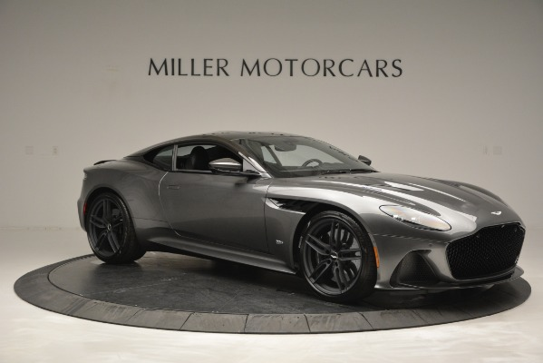 Used 2019 Aston Martin DBS Superleggera Coupe for sale Sold at Rolls-Royce Motor Cars Greenwich in Greenwich CT 06830 10