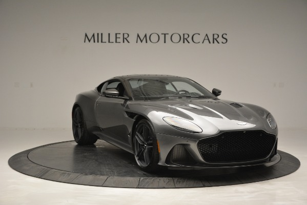 Used 2019 Aston Martin DBS Superleggera Coupe for sale Sold at Rolls-Royce Motor Cars Greenwich in Greenwich CT 06830 11