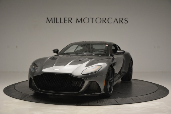 Used 2019 Aston Martin DBS Superleggera Coupe for sale Sold at Rolls-Royce Motor Cars Greenwich in Greenwich CT 06830 2