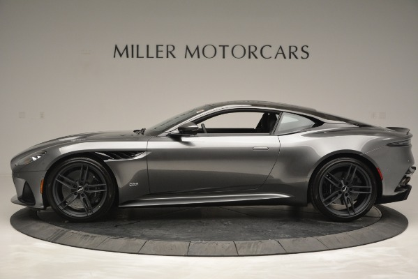Used 2019 Aston Martin DBS Superleggera Coupe for sale Sold at Rolls-Royce Motor Cars Greenwich in Greenwich CT 06830 3