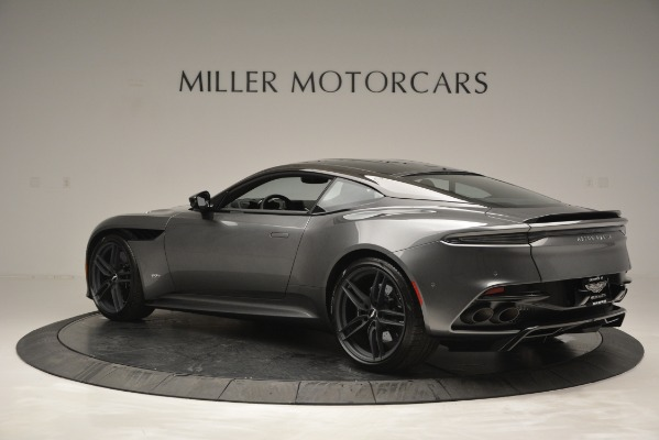 Used 2019 Aston Martin DBS Superleggera Coupe for sale Sold at Rolls-Royce Motor Cars Greenwich in Greenwich CT 06830 4