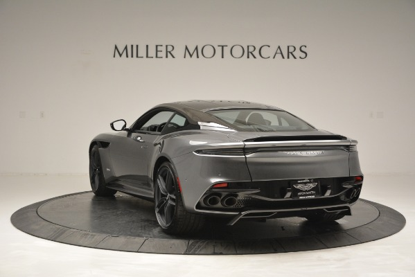 Used 2019 Aston Martin DBS Superleggera Coupe for sale Sold at Rolls-Royce Motor Cars Greenwich in Greenwich CT 06830 5