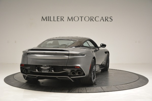 Used 2019 Aston Martin DBS Superleggera Coupe for sale Sold at Rolls-Royce Motor Cars Greenwich in Greenwich CT 06830 7